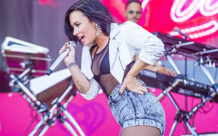 How Demi Lovato Conquered Adversity
