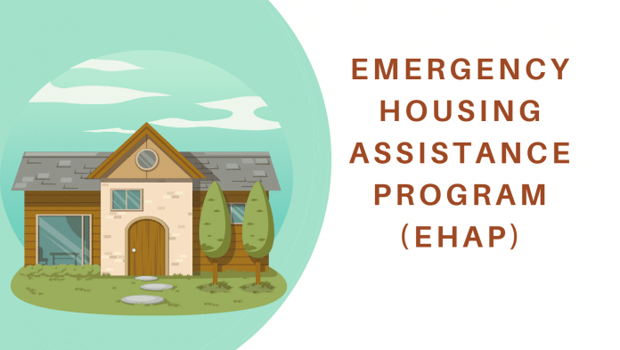 How does emergency housing work?